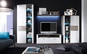 Wohnzimmer Tapeten Design Schrankwand Buche Wohnzimmer Schrankwand Massiv Raum Haus Mit