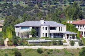 Kris Jenner Backyard Kim And Kanye House Recent Photos Of The New Addition