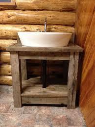 wood bathroom ideas reclaimed wood bathroom vanity hometalk