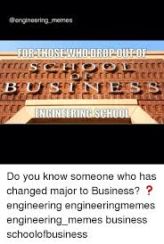Engineering School Meme - memes for those who drop out of engineering school do you know