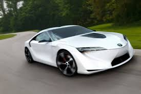 toyota lexus sports car the first fruit of the bmw toyota deal may be hybridized supercar
