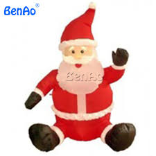 Outside Inflatable Christmas Decorations by Funny Christmas Inflatable Yard Decorations Best Christmas