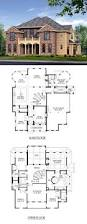 plan 23663jd bedroom beauty with third floor game room and house