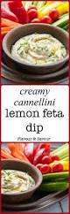 creamy cannellini lemon feta dip flavour and savour