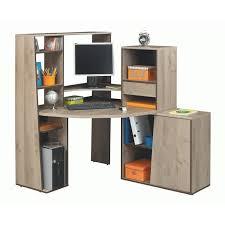 bureau informatique avec rangement meuble informatique angle petit bureau d angle lepolyglotte
