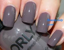 muted purple orly smoky collection for fall u2013 beautyjudy