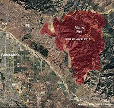 santa california map alamo grows to 23 000 acres near santa california