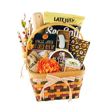 snack gift basket fall snack j gifts and gift baskets