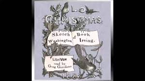 old christmas from the sketch book of washington irving full
