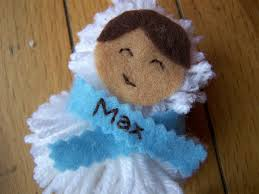 snow baby ornaments we talk of we rejoice in