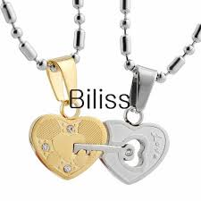 Engraved Necklaces For Couples Compare Prices On Engraved Necklace Silver Online Shopping Buy