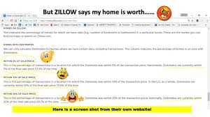 Zillow Homes For Sale by Zestimates My House Is Worth What