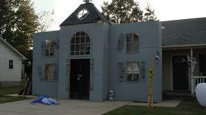 How To Make A Haunted Maze In Your Backyard Diy Halloween Houses U2013 Craftbnb