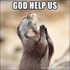 Gopher Meme - god help us god help us gopher meme generator