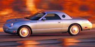 2002 Ford Thunderbird Premium Stock by 2002 Ford Thunderbird Review Ratings Specs Prices And Photos
