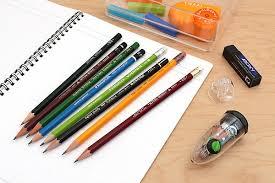 guide to graphite drawing pencils jetpens com