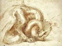 dragon by michelangelo drawing michelangelo gallery