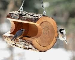 wooden birdhouse etsy log bird feeder house plans full cltsd really cool feeder the birds love too zen birdfeeder log bird house plans