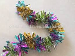 wholesale best selling items decor tinsel