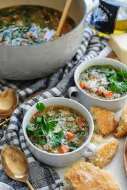 spring soup with italian sausage rice and veggies bev cooks