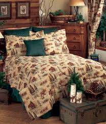 Ducks Unlimited Bedding Lodge Bedding Cabin Place