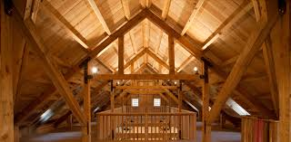 Sale Barns In Nebraska Wood U0026 Horse Barn Homes Garages Loft Living Sand Creek Post U0026 Beam