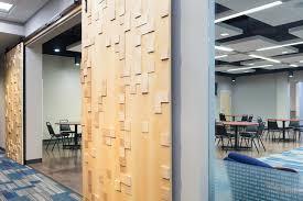 apus it center multi purpose room doors msb architects