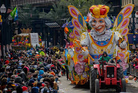 mardi gra floats images from mardi gras 2015 the eye