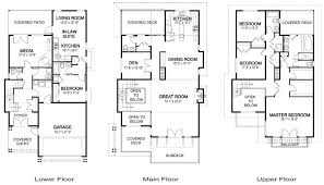 homey design narrow lot house plans with rear garage 13 authentic