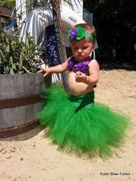 Mermaid Halloween Costumes Baby Mermaid Tutu Dress Ariel Costume Baby Americanblossoms