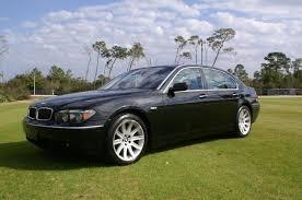 used bmw 745li 2005 used bmw 7 series 745li at auto sales serving sanford