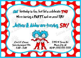 dr seuss birthday invitations dr seuss birthday invitations kustom kreations