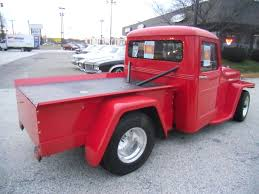custom willys jeepster 1951 willys jeep pickup for sale all collector cars
