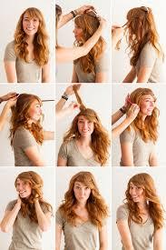 easy ways to braid short hair