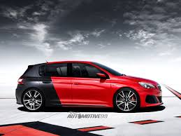 peugeot 308 gti white review 2015 peugeot 308 gti automotive99 com
