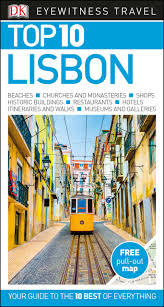 lisbon top 10 eyewitness travel guide dk eyewitness top 10 travel