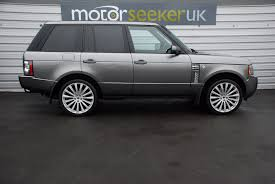 range rover truck conversion gallery seeker styling chesterfield derbyshire