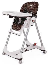 chaise peg perego chaise haute de bébé prima pappa diner savana cacao peg perego