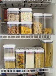 Storage Bins For Shelves by Pantry Storage Ideas Pantry Storage Containers With Modern Design