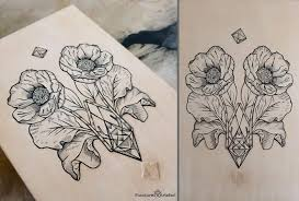 poppy tattoo images u0026 designs