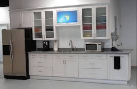 White Kitchen Cabinets With Gray Granite Countertops White Cabinets With Gray Granite Perfect Home Design