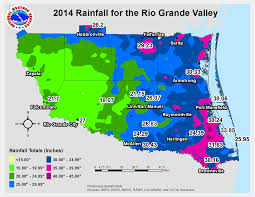 Weather Map Texas 2014 Weather Event And Climate Summary For The Rio Grande Valley
