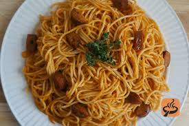 haitian spaghetti recipe with photos getmecooking