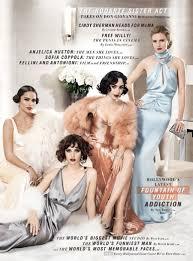 New Vanity Fair Cover Vanity Fair 2012 U0027thoroughly Modern Actresses U0027 Blog The Film