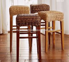 Wicker Dining Chairs Indoor Indoor Interior Wicker Rattan Furniture Dining Set Bar Stool