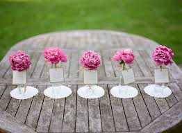 simple centerpieces wedding outdoor venue simple centerpieces