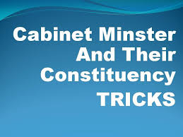 Latest Cabinet Ministers Cabinet Minister And Their Constituency With Simple Tricks Youtube
