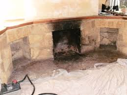 cool how to clean a stone fireplace on mrs frog prince 1970 s