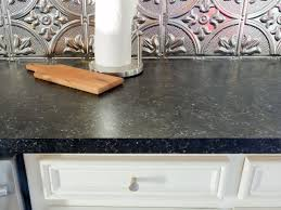 Painting Laminate Countertops Kitchen How To Paint A Laminate Countertop How Tos Diy