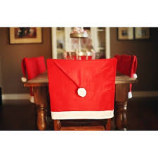 santa chair covers chair cover 5 custom santa hats